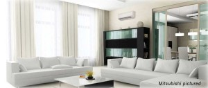 Year Round Heating and Cooling Mini-Split Ductless systems